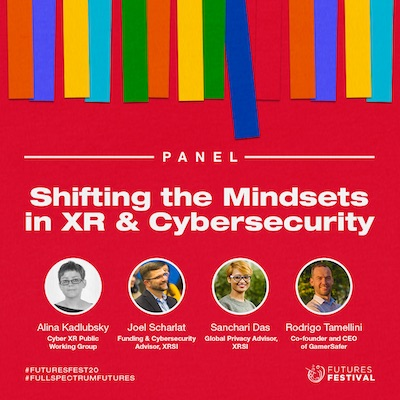 Shifting the Mindsets in XR & Cybersecurity